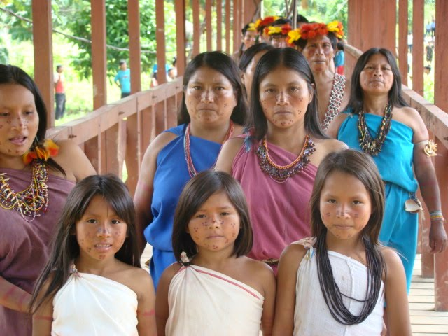 first autonomous indigenous government created in peru real